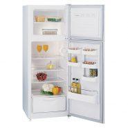 Inside the 14-foot Emerson refrigerator